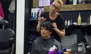 Beauty-Serie - Kurzhaarfrisuren: Festliche Frisuren für kurze Haare - Angelika 11 - FemNews.de