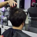 Beauty-Serie - Kurzhaarfrisuren: Festliche Frisuren für kurze Haare - Angelika 18 - FemNews.de