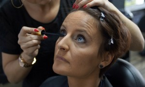 FemNews.de - Beauty Serie - modische Kurzhaarfrisur - Nicole