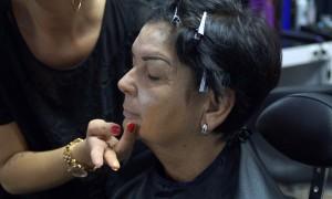 Beauty-Serie - Schminktipps: Make-up Schlupflider - Augenringe - Angelika 35 - FemNews.de