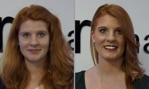 Beauty-Serie - Langhaarfrisuren: Festliche Frisuren für lange Haare - Swenja 02 - FemNews.de