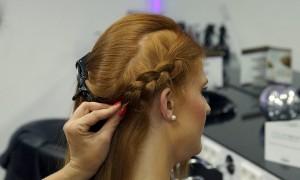 Beauty-Serie - Langhaarfrisuren: Festliche Frisuren für lange Haare - Swenja 17 - FemNews.de