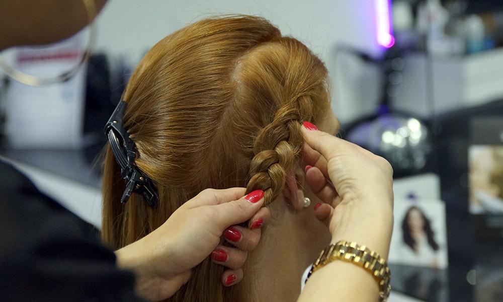 Beauty Serie Langhaarfrisuren Festliche Frisuren Für Lange Haare