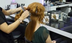 Beauty-Serie - Langhaarfrisuren: Festliche Frisuren für lange Haare - Swenja 30 - FemNews.de