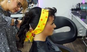 FemNews.de - Beauty Serie - Langhaarfrisuren - Karneval - Grease 40