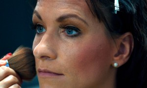 FemNews.de - Beauty Serie - Schminken - Karneval - Sixties - Grease - Mareike 40