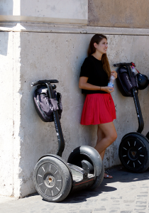 Segwaytour Rom: Wir verraten dir, worauf du bei der Auswahl des Touranbieters achten solltest - Foto:ready4FotoDesign.de für FemNews.de