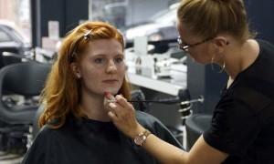 Beauty-Serie - Schminktipps: Festliches Weihnachts Make-up - Swenja-06