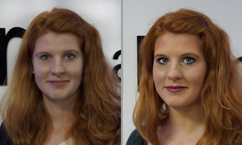 Beauty-Tipps vom Makeup Artist: Festliches Make-up
