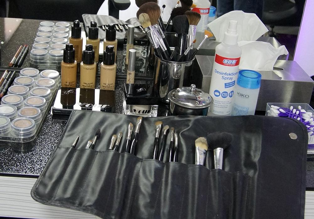 perfekte make up grundierung