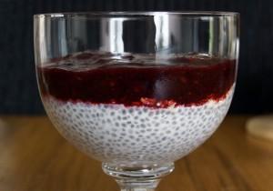 Mahlzeit - Chia-Pudding - Schicht für Schicht - FemNews.de