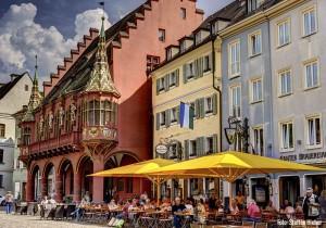 Das historische Kaufhaus auf dem Münsterplatz - FemNews.de