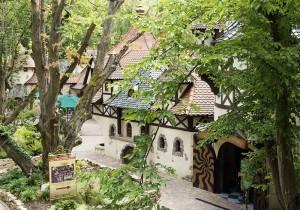 Es gibt auch ruhige Momente im Europa-Park - FemNews.de