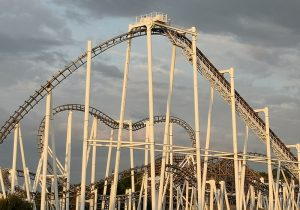Movie Park Germany - MP Xpress - Mit 80 km/h ins Bodenlose - FemNews.de