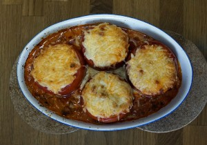 Mahlzeit - Gefüllte Tomaten - Guten Appetit! - FemNews.de