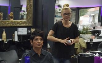 Beauty-Serie - Kurzhaarfrisuren: Silvester-Frisuren für kurze Haare - Angelika 15 - FemNews.de