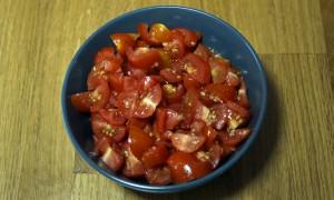 Mahlzeit - Rezept - Nudeln in Frischkäse und marinierten Tomaten 03 - FemNews.de