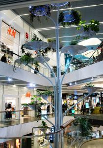 Futuristisch und elegant zugleich, das MINTO in Mönchengladbach