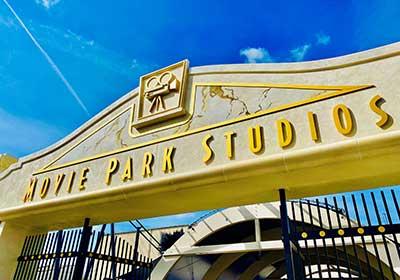Movie Park Germany - Eine neue Attraktion wartet auf dich - Bild: Movie Park Germany 2021