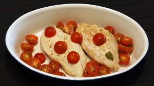 Mahlzeit - Mozzarella-Hähnchen - Die Zubereitung - FemNews.de