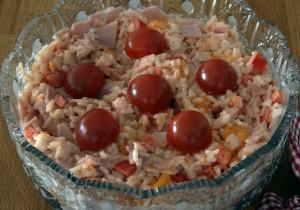 Mahlzeit -Reissalat - Guten Appetit! - FemNews.de