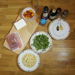 Mahlzeit – Italienischer Nudelsalat - Die Zutaten - FemNews.de