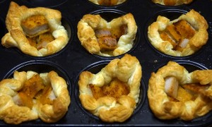 Mahlzeit - Rezept - Schnitzel-Blätterteig-Muffins 04 - FemNews.de