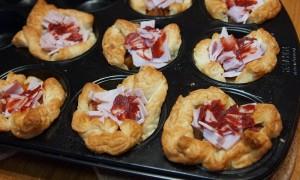 Mahlzeit -Schnitzel-Blätterteig-Muffins - Die Zubereitung ist kinderleicht - FemNews.de