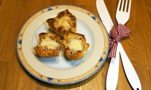 Mahlzeit - Rezept - Schnitzel-Blätterteig-Muffins 07 - FemNews.de