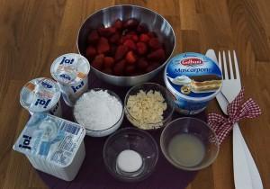 Mahlzeit – Spaghetti-Eis-Dessert – Die Zutaten - FemNews.de