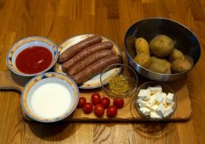 Mahlzeit - Rezepte - Bratwurst-Kartoffel-Pfanne - FemNews.de - 01