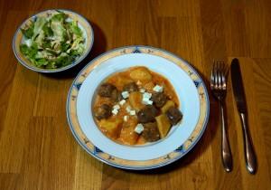 Mahlzeit - Rezepte - Bratwurst-Kartoffel-Pfanne - FemNews.de - 05