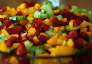 Mahlzeit - Rezepte - Taco Salat - Für eine farbenfrohe Party - FemNews.de