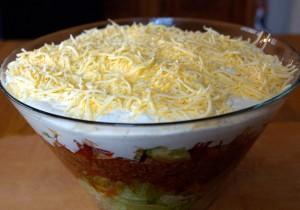 Mahlzeit - Rezepte - Taco Salat - Schicke uns ein Foto von DEINEM Salat - FemNews.de