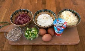 Mahlzeit - Rezept - Low Carb - Flammkuchen - schnelles Rezept - FemNews.de