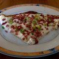 Mahlzeit - Rezept - Low Carb - Flammkuchen - Guten Appetit - FemNews.de