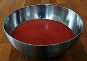 Mahlzeit - Rezept - Giotto Torte - Die Erdbeersauce - FemNews.de