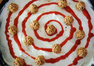 Mahlzeit - Rezept - Giotto Torte - Die Verzierung - FemNews.de