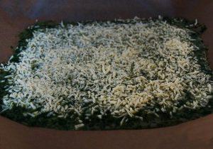 Mahlzeit - Rezept - Low Carb - Lachsrolle mit Frischkäse und Spinat - Spinathülle mit Käse - FemNews.de