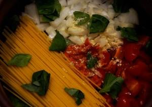 Mahlzeit - Rezept - One Pot Pasta - Rein in den Topf - FemNews.de