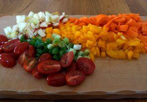 Mahlzeit - Rezept - Quinoa-Salat - Bunte, gesunde Vielfalt - FemNews.de