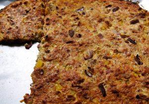 Mahlzeit - Rezept - Low Carb - Schüttelpizza - fertig ist deine Pizza - FemNews.de